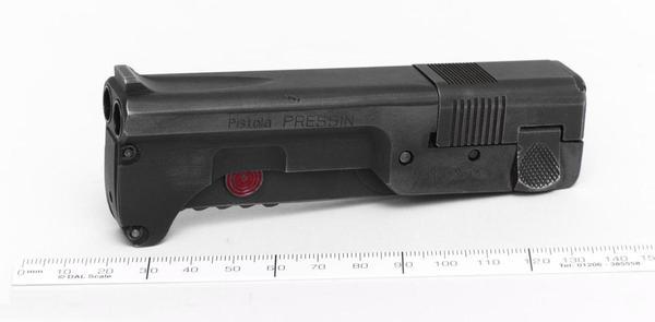 Pistola Llama Pressin Оружие, самооборона, короткоствол, шпион, президент, США, Испания, Война