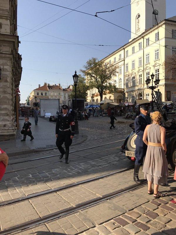 Во Львове все без изменений фотография, twitter, Львов, немцы в городе, политика, украина, длиннопост