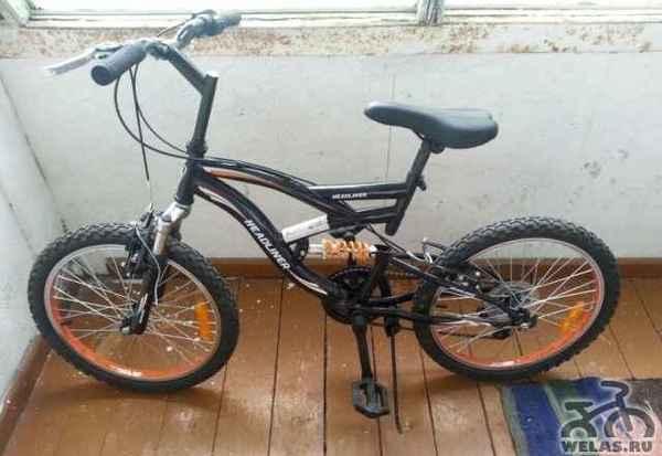 Когда нашел украденное велосипед, гоп-стоп, украл