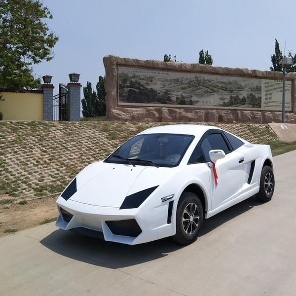 Китайский Lamborghini за 300 000 рублей