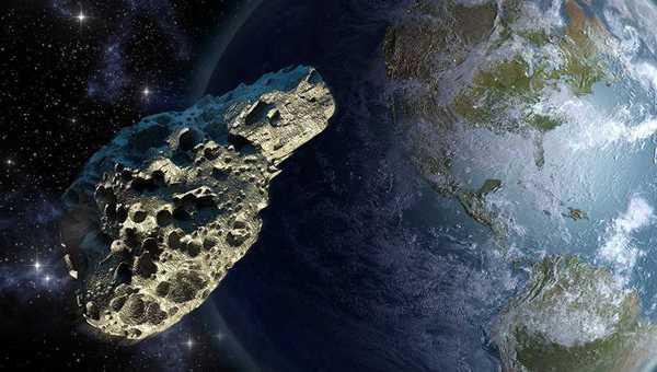Астероид Florence вскоре сблизится с Землей Florence, наука, космос, NASA, Астероид, сближение