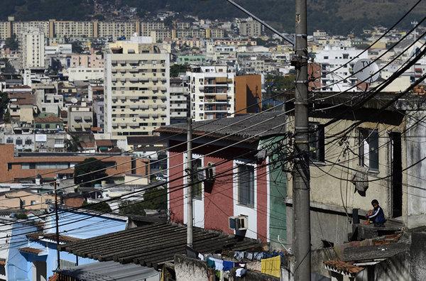 Государство в государстве: жизнь в бразильских фавелах Бразилия, фавелы, длиннопост