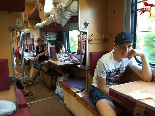 Наталья Эйсмонт рассказала, что делал Николай Лукашенко в плацкартном поезде Беларусь, Коля Лукашенко