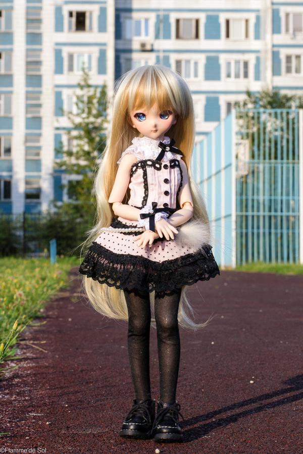 DollfieDream - еще немного Ириски DollfieDream, MiniDollfieDream, хобби, Кукла, аниме, фотография, длиннопост