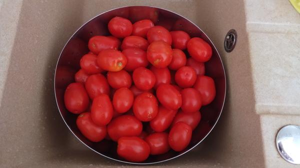 Вяленые томаты рецепт, фотография, помидор, длиннопост, кулинария, еда