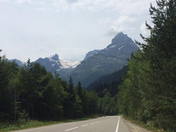 Дорога на край России