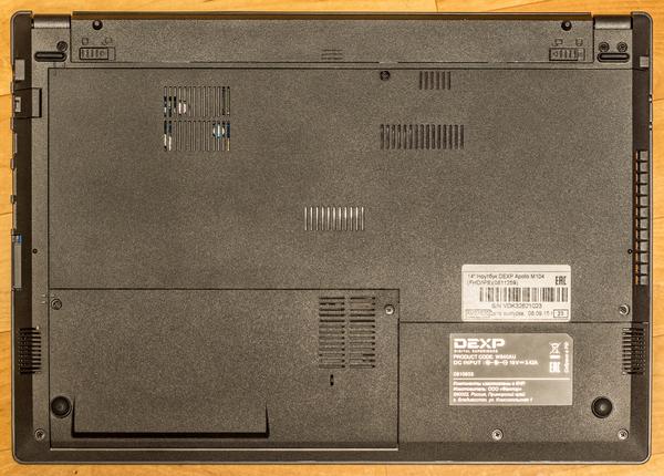 """""""Идеальный"""" ноут для самообслуживания :))) ноутбук, чистка ноутбуков, красота, красота в простоте, вскрытие, компьютер, Компьютерный сервис, длиннопост"""