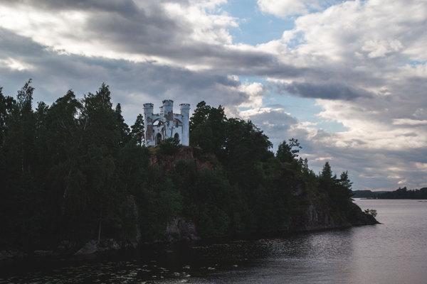 Парк Mon Repos, Выборг парк, мон репо, Санкт-Петербург, фотография, Природа, выборг, длиннопост