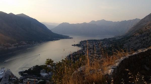 Красоты Черногории Черногория, горы, красивые места, море