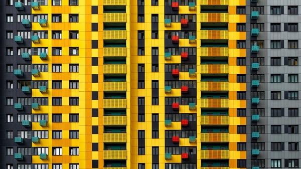 Сфоткал дом , будто из Лего строили фотография, моё, Москва, Архитектура, lego