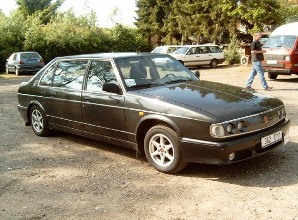 Tatra T700 - последний легковой автомобиль Tatra Tatra, Авто, Фотография, История, Длиннопост