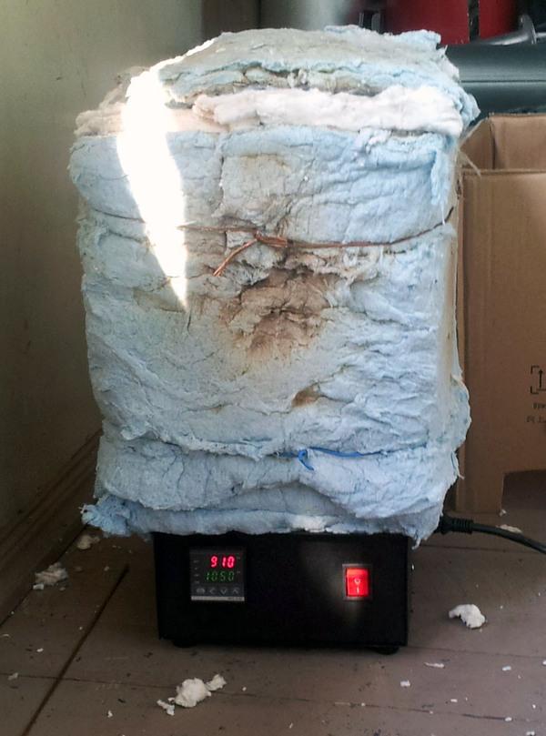 Печь для плавки и закалки рукоделие с процессом, печь, плавка, закалка, огнеупоры, длиннопост
