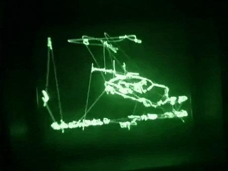 GTA Vice City на осциллографе