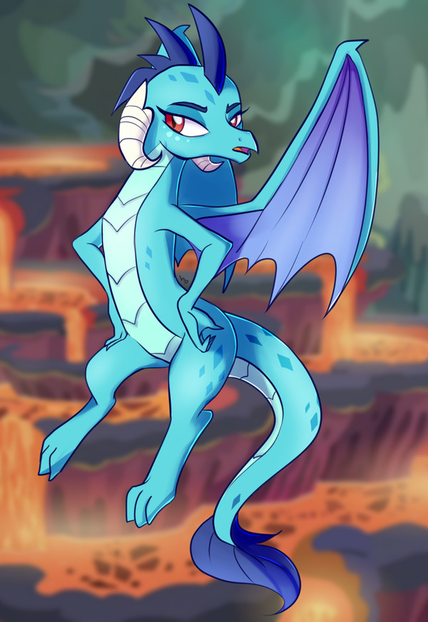 Ember my little pony, princess Ember