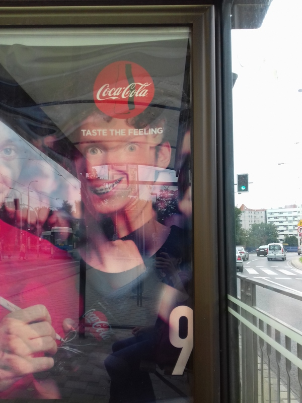 Реклама той самой Колы с кокаином реклама, coca-cola, упоротость, крипота, привет читающим тэги