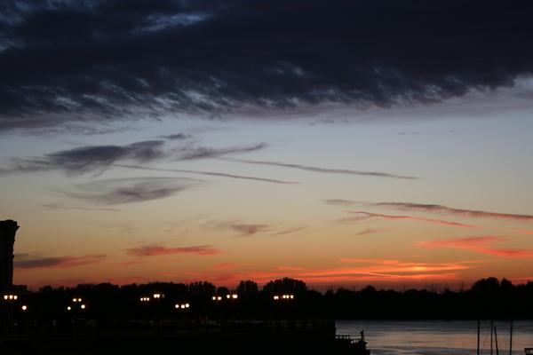 Закаты над Астраханью Астрахань, Закат, Любительская Сьемка, моё, длиннопост