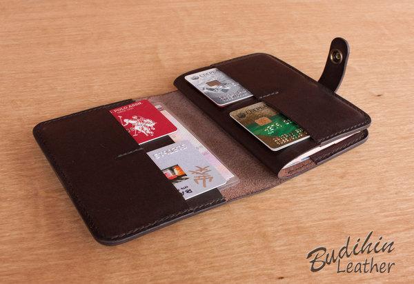 Обложка для документов МК МК, ручная работа, Кожа, натуральная кожа, своими руками, Обложка для паспорта, мастер-класс, длиннопост