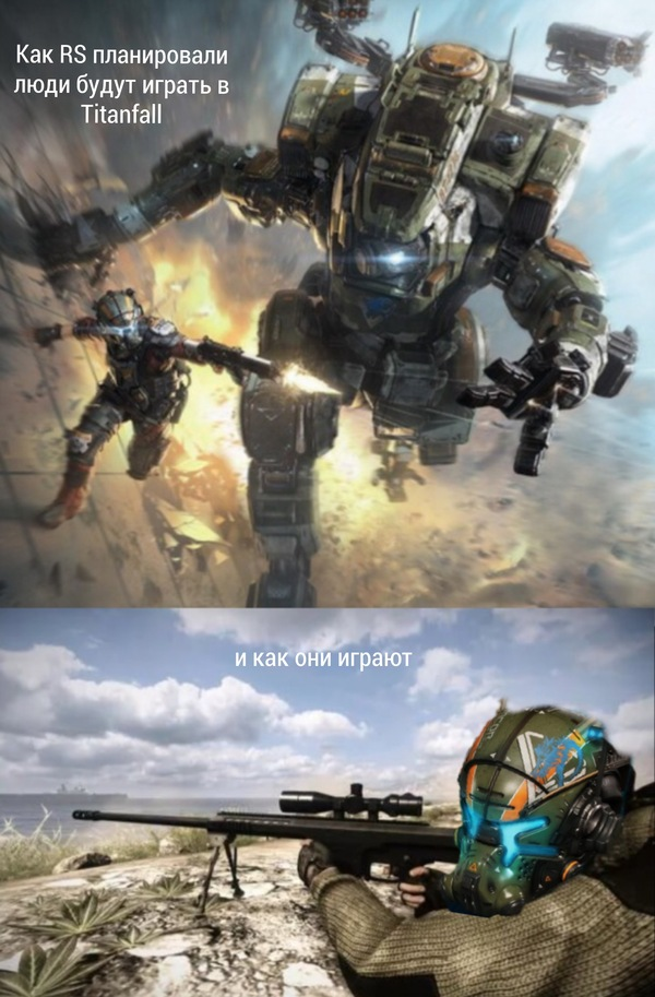 Бомбит. Titanfall, titanfall 2, Шутер, Игры, Компьютерные игры