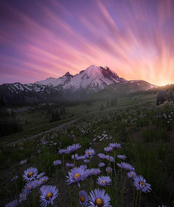 Подборка красивых мест Природа, красота, длиннопост
