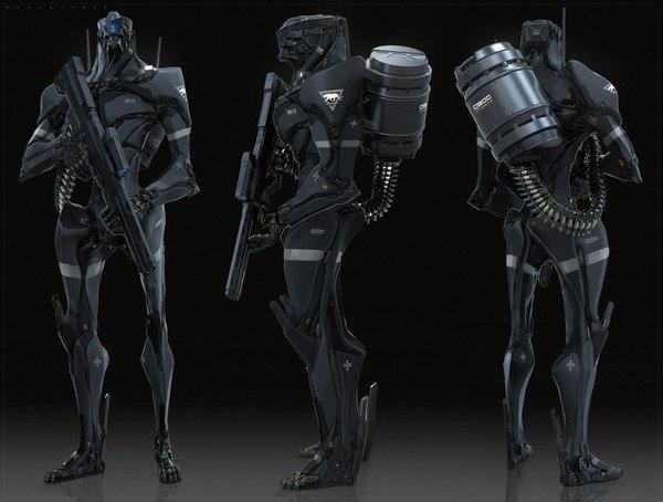 Оружие и снаряжение будущего Оружие и снаряжение будущего, арт, длиннопост