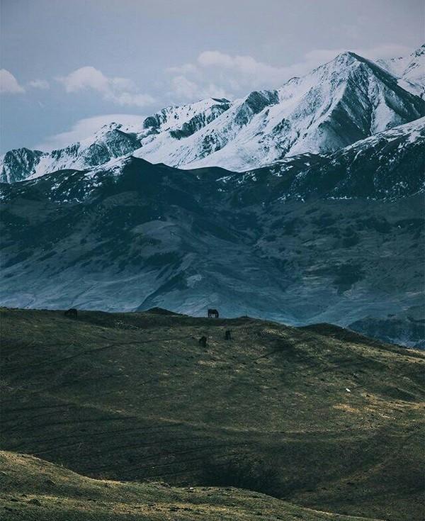 Верхняя Балкария. пейзаж, Природа, горы, Балкария, балкарцы, красота, длиннопост