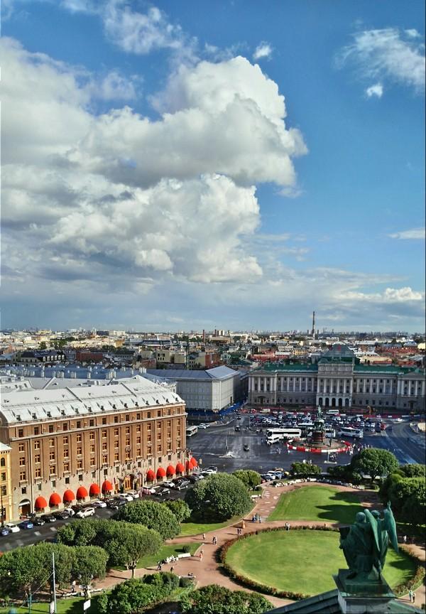 Красота по Питерски красота, Санкт-Петербург, облака