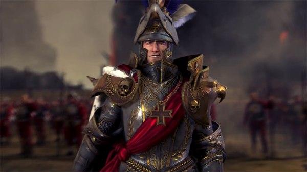 Total War: WARHAMMER, Империя. Часть 1 Total war, Total war: Warhammer, Длиннопост, Текст, Игры
