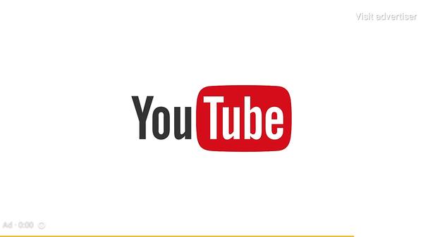 Реклама YouTube на YouTube