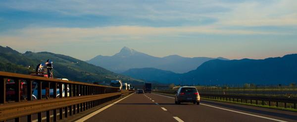 В пути фотография, горы, путешествия, автопутешествие