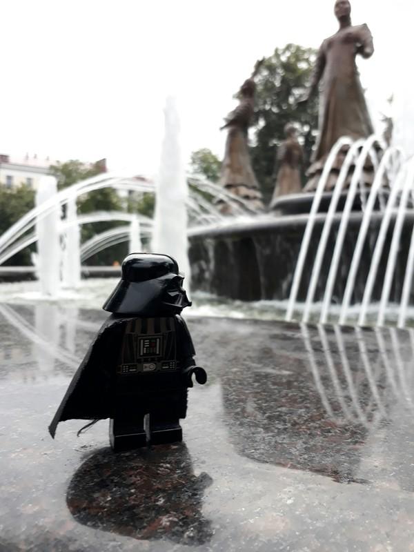 Путешествие Darth Vader (Дарт Вейдера) Автопутешествие, Путешествие по России, Дарт вейдер, Фотография, Star wars, Путешествия, Длиннопост