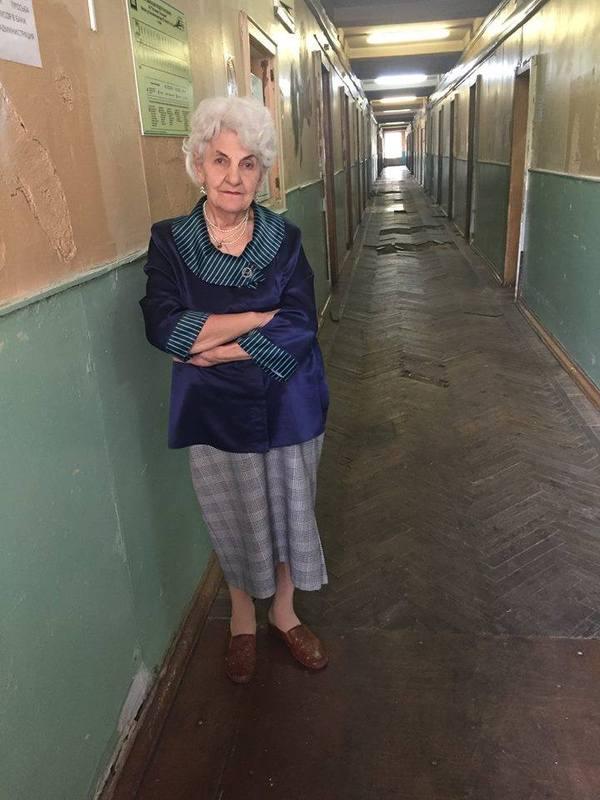 91-летнюю беженку из Баку выселяют в никуда длиннопост, суд, бабушка, не мое