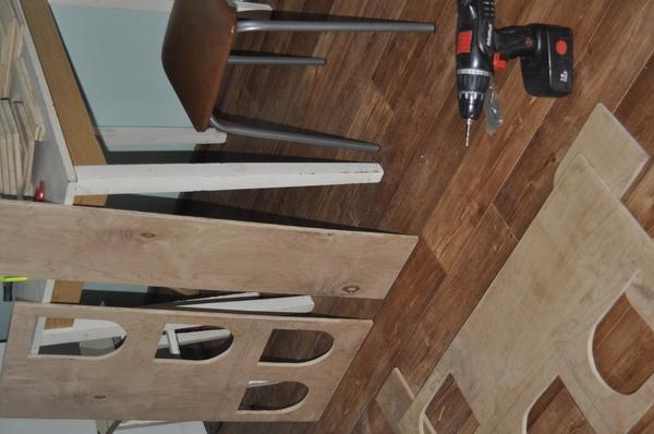 """Таунхаус """"в спальном районе"""" для дочки) кукольный домик, Кроватка-домик, своими руками, работа с деревом, мейн-кун, рукоделие с процессом, длиннопост"""