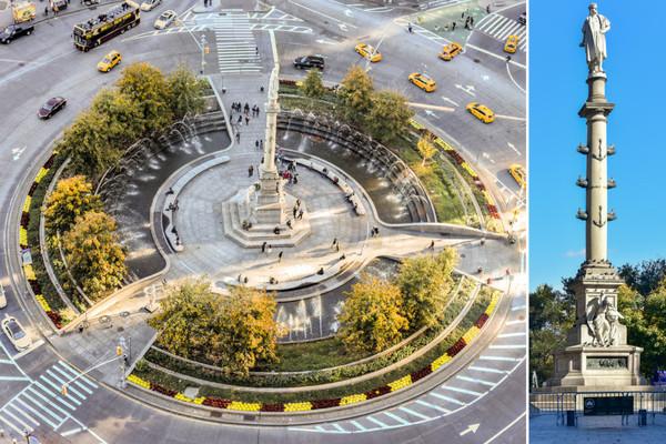 Конфедератопад в США часть 3: Колумба на гиляку новости, США, Памятник, Политика, видео, длиннопост