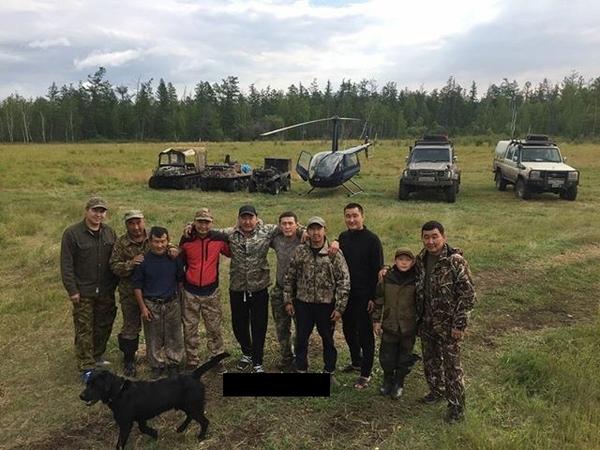 В Якутии у каждого охотника свой транспорт