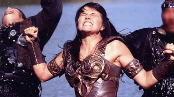 Канал NBC отменил перезапуск сериала «Зена — королева воинов» Новости кино и сериалов, Зена - королева воинов