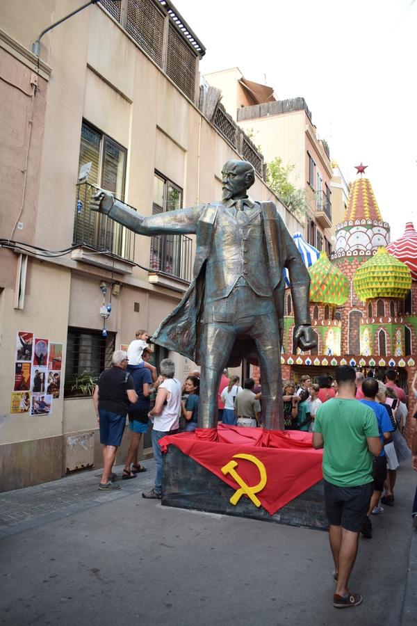Ежегодный фестиваль Грасия в Барселоне. Часть II барселона, Испания, Каталония, праздники, фотография, длиннопост