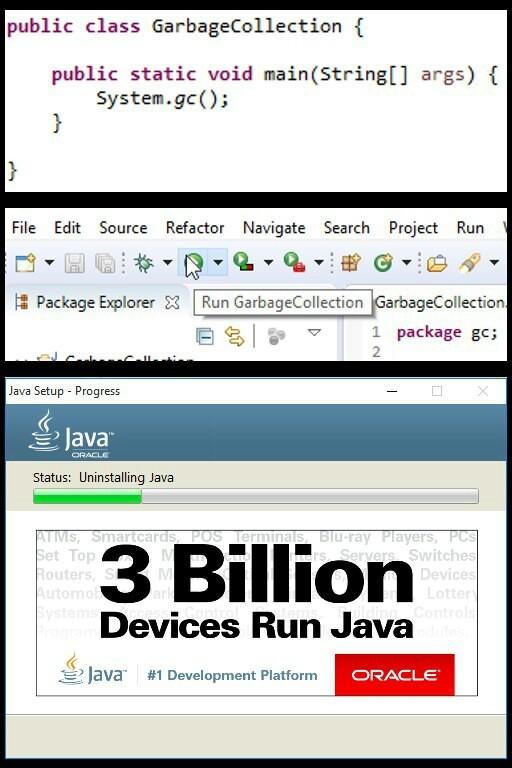 Лучшая вещь в Java — это сборка мусора