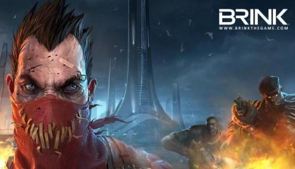 Игра BRINK стала бесплатной в Steam BRINK, Steam халява, халява, bethesda