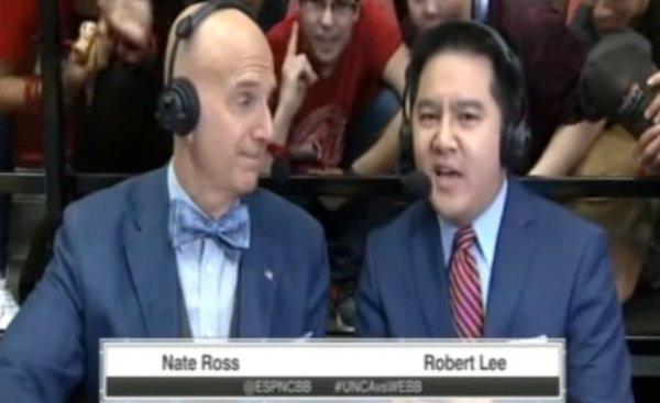 Комментатор ESPN не будет освещать матч по американскому футболу из-за своей фамилии спорт, Политика, США, New York Times, спортивный комментатор, фамилия, маразм, Роберт Ли