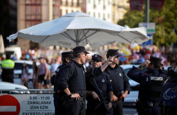 За терактами в Каталонии стоял местный имам новости, Испания, Каталония, терроризм, Имам