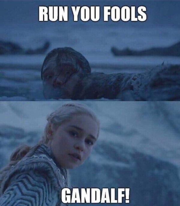Бегите, глупцы!