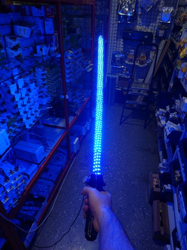 Светошашка из подручных средств или почувствуй себя джедаем. lightsaber, своими руками, Первый пост, сделай сам, star wars, Моё, длиннопост