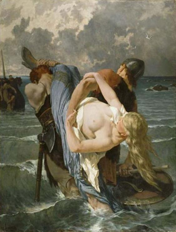 Секс у древнх славян