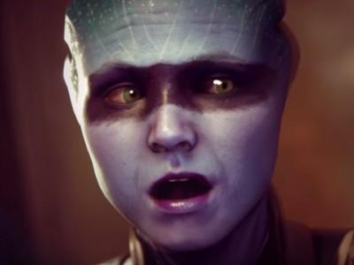 Вице-президент EA встал на защиту Mass Effect: Andromeda Игры, EA games, Mass effect, Mass Effect:Andromeda