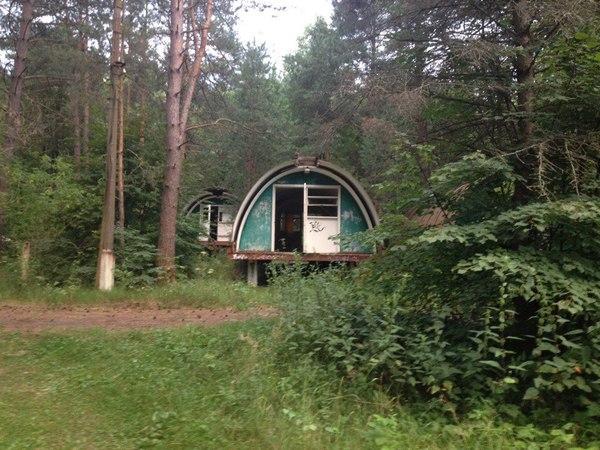 Необычный заброшенный лагерь Урбантуризм, Урбанфото, Заброшенное место, Детский лагерь, Калужская область, Длиннопост