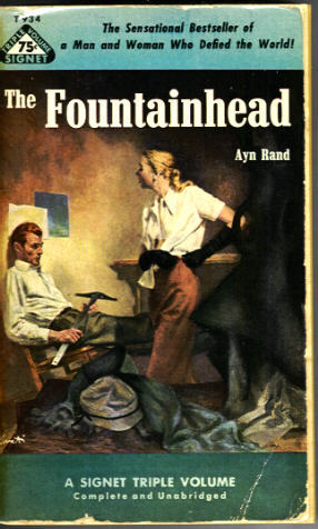 the element of individualism that makes a persons character unique in the novel fountain head by ayn