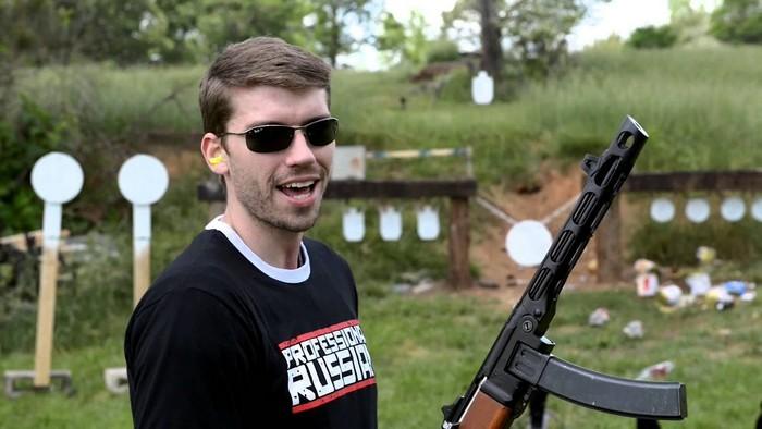 Звезда YouTube-канала FPS Russia оказался за решеткой FPSRussia, Оружие, Огнестрел, Опасность, Видео