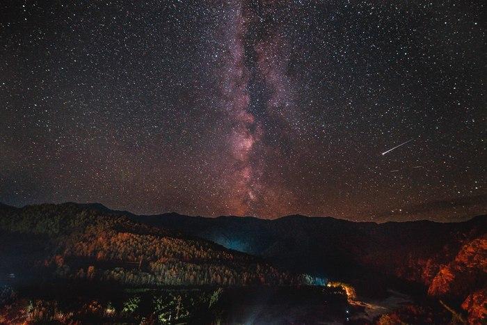 Звёздное небо и космос в картинках - Страница 6 1504088414178690932