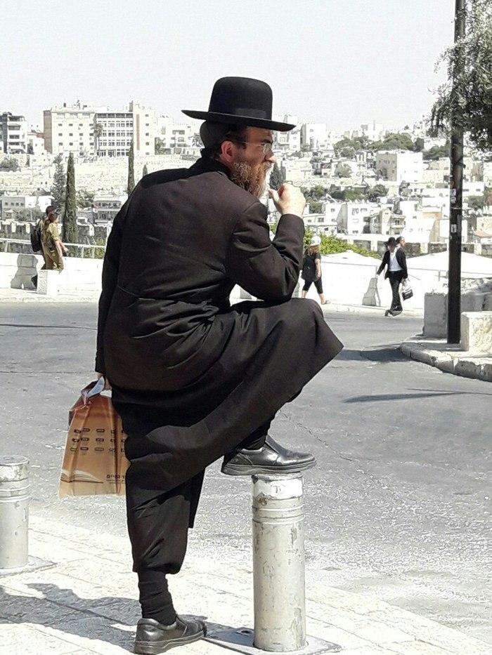 Босс старого Иерусалима