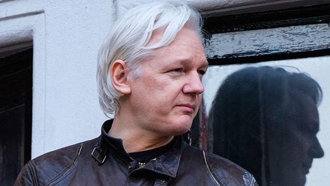 Ассанж заявил о неприкосновенности российских дипломатических объектов в США Политика, США, Россия, Дипломатические объекты, Неприкосновенность, WikiLeaks, Джулиан Ассанж
